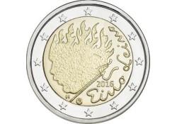 2 Euro Finland 2015 Geboortedag  schilder Akseli Gallen-Kallela.Unc