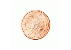 1 Cent Duitsland 2010 A UNC