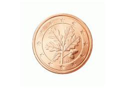 2 Cent Duitsland 2010 A UNC