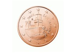 5 Cent San Marino 2005 UNC