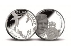 5 euro Unc Nederland 2016 het Waddenvijfje Voorverkoop*