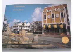FDC set Aruba 1990