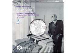 Finland 2016 10 euro Uno Alvar Aalto Proof