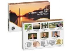 Proofsets U.S.A. 2016 S 3 pak.