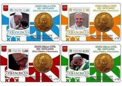 50 Cent Vaticaan 2016 Unc...