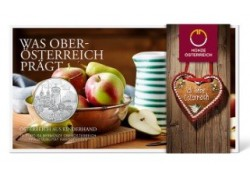 10 Euro Oostenrijk 2016 Oberösterreich