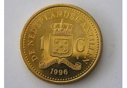 1 Gulden Nederl. Ant. 1996 FDC