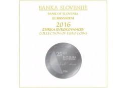 Bu set Slovenië 2016 Met de 2 & 3 euromunt