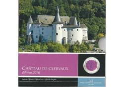 Luxemburg 2016 5 euro Château de Clervaux