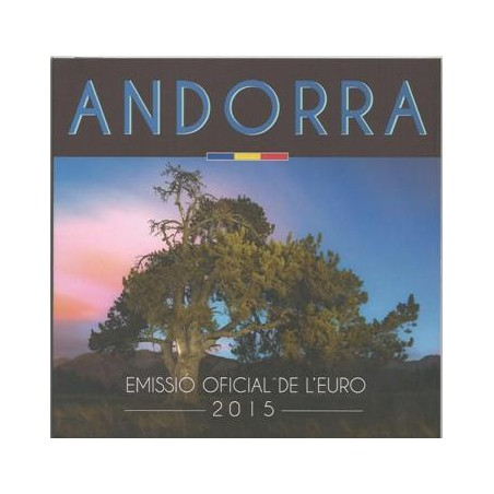 Bu set Andorra 2015 Voorverkoop*