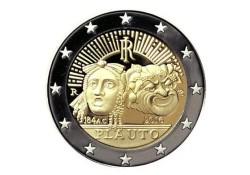 2 Euro Griekenland 2016 Plauto Unc Voorverkoop*