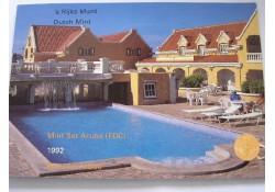 FDC set Aruba 1992