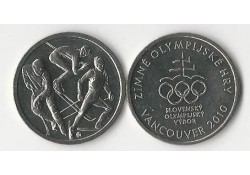 Penning 2010 Olympics Vancouver