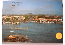 FDC set Aruba 1993