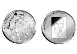 5 euro Unc Nederland 2016 het Waddenvijfje