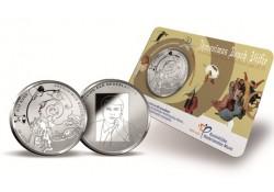 Nederland 2016 het Jheronimus Bosch Vijfje  Bu in coincard