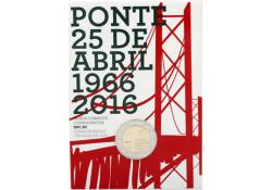 2 Euro Portugal 2016 50 jaar brug Bu