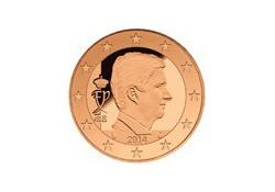 2 Cent België 2014 UNC
