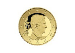 10 Cent België 2014 UNC