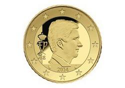 50 Cent België 2014 UNC
