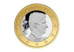 1 Euro België 2014 UNC