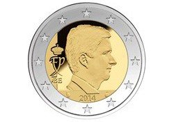 2 Euro België 2014 UNC