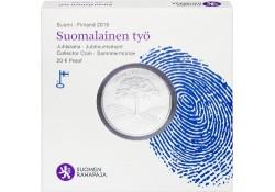 Finland 2016 20 euro Finse arbeid Proof