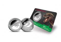 Penning 2016 T.Rex  Bu in coincard