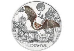 Oostenrijk 2016 3 euro Vleermuis Unc