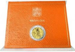 2 Euro Vaticaan 2016  Jaar van Barmhartigheid Bu Voorverkoop*