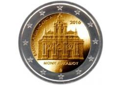 2 Euro Griekenland 2016 Arkadi  Unc Voorverkoop*