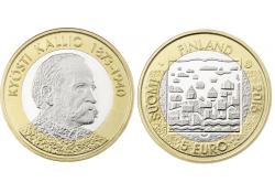 Finland 2016 5 euro Kyösti Kallio Unc Voorverkoop*
