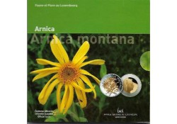 Luxemburg 2010 5 Euro Arnica Montana Proof