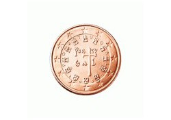 1 Cent Portugal 2003 UNC