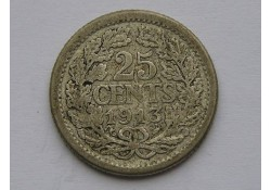 25 Cent 1913 ZF-
