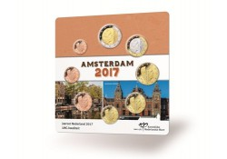 Nederland 2017 Alexander Unc in blister