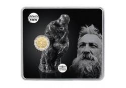 2 Euro Frankrijk 2017 Auguste Rodin Bu