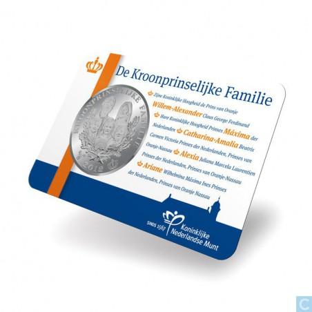 Penning 2012 de Kroonprinselijke Familie