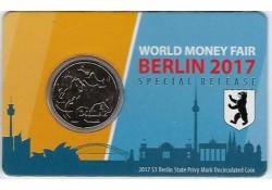 Km ??? Australië 1 Dollar  2017 WMF Privy mark