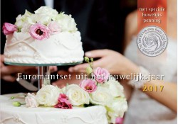 Huwelijksset 2017 Met penning Voorverkoop*