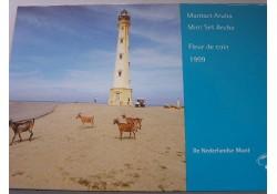 FDC set Aruba 1999