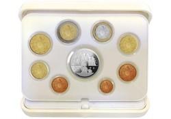 Proofset Vaticaan 2017 Met 20 euro zilver