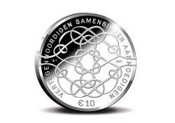Nederland 2017 10 euro verjaardagstientje Unc Voorverkoop*