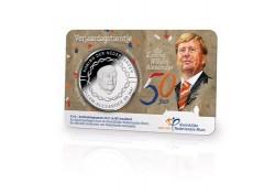 Nederland 2017 10 euro verjaardagstientje Bu  in coincard