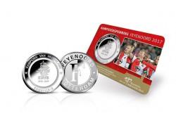 Nederland 2017 Kampioenspenning Feyenoord