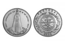Portugal 2017 2½ euro Fatima Unc