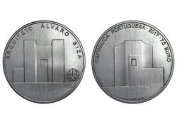 Portugal 2017 7½ euro Alvora Siza Unc