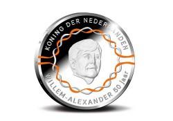 Nederland 2017 10 euro verjaardagstientje Unc  Gekleurd.