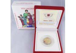 2 Euro Vaticaan 2015 8e Wereld Familiedagen te Philadelphia Proof
