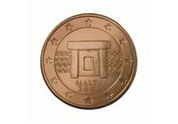 5 Cent Malta 2012 UNC